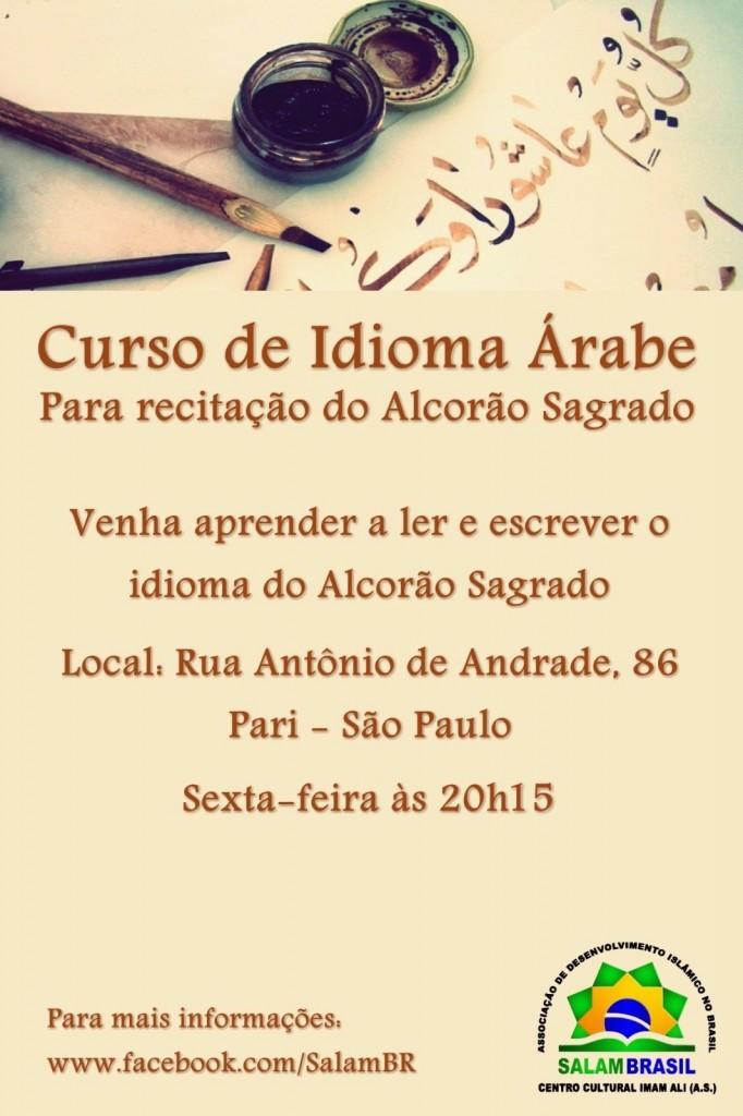 curso árabe